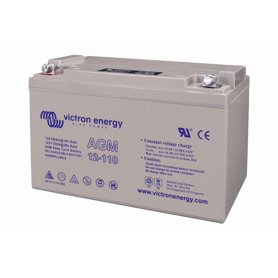 Victron Energy AGM Battery 12V/110Ah Deep Cycle