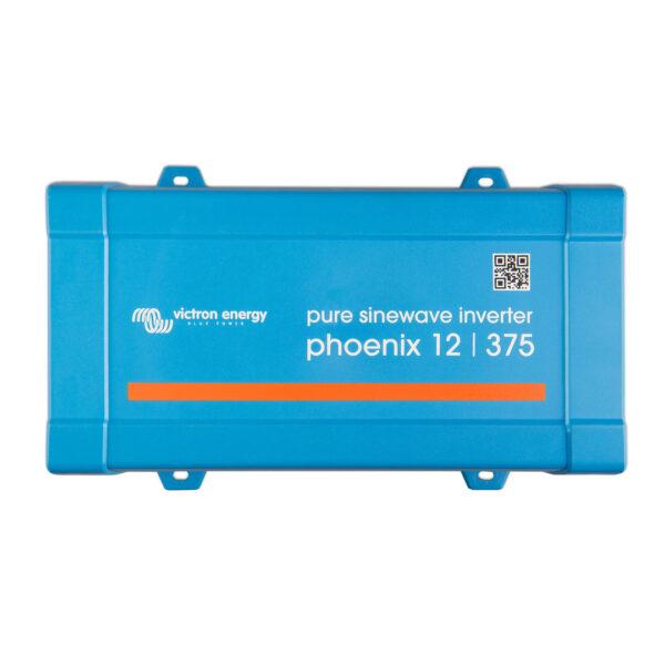 Victron Energy Phoenix Inverter 12/375 12V DC to 230V AC Power Inverter