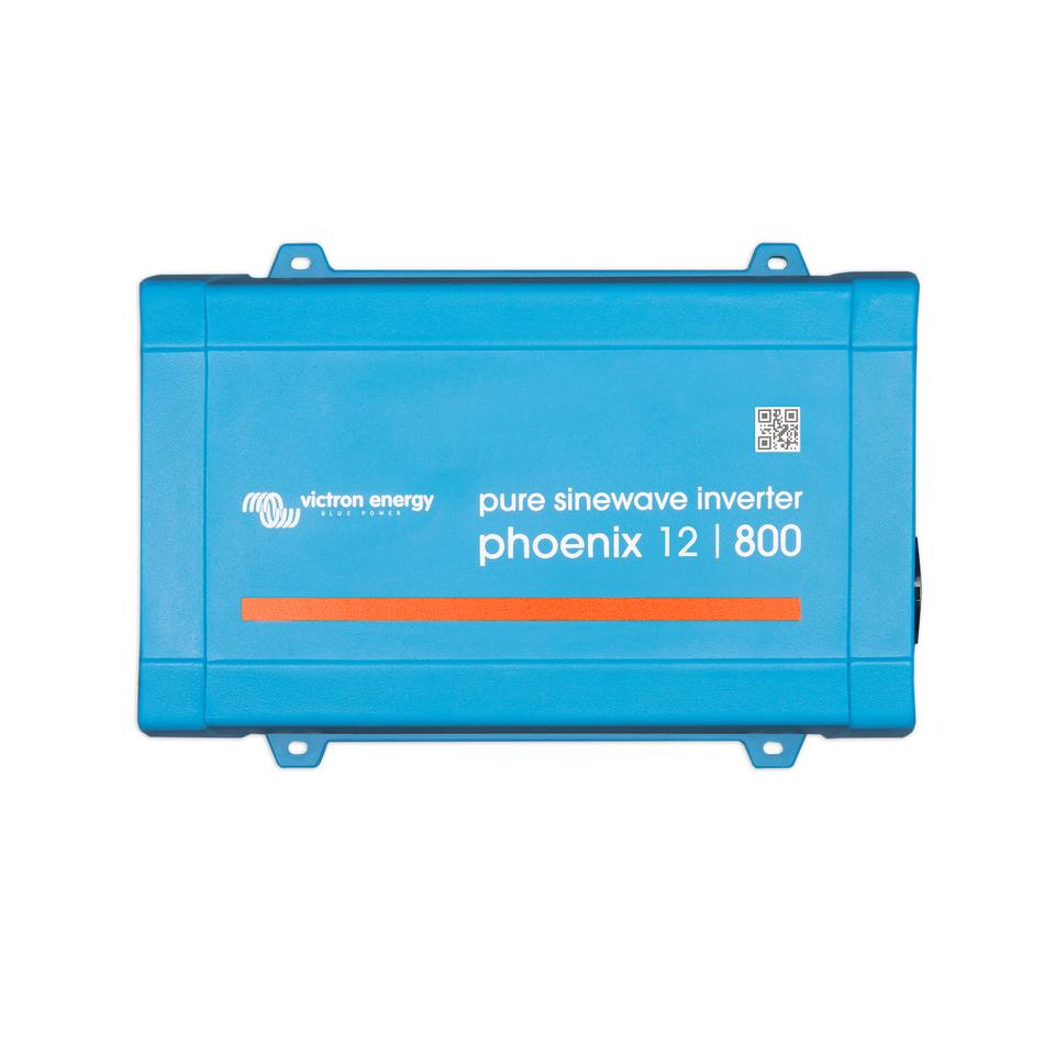 Victron Energy Phoenix Inverter 12/800 12V DC to 230V AC Power Inverter