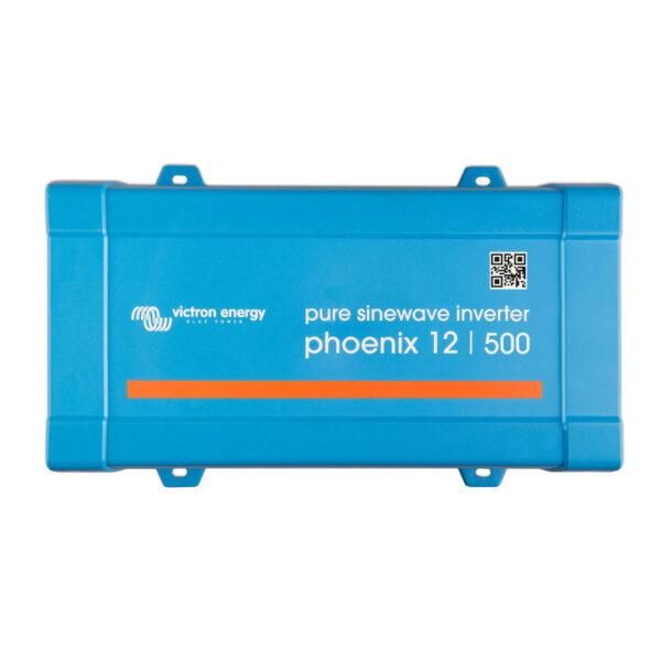 Victron Energy Phoenix Inverter 12/500 12V DC to 230V AC Power Inverter
