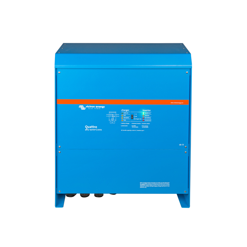 Victron Energy Quattro Multifunctional Inverter & Charger 15 kVA