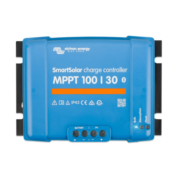 Victron Energy SmartSolar MPPT 100/30 Charge Controller with Bluetooth
