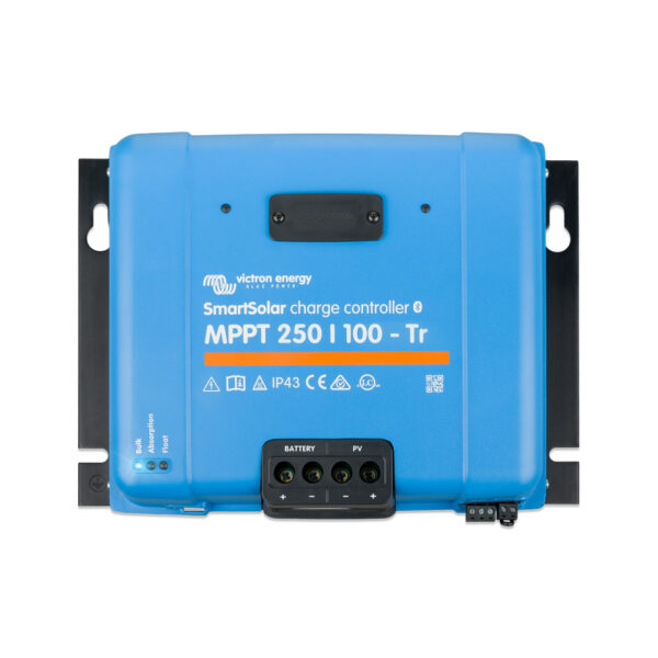 Victron Energy SmartSolar MPPT 250/100 Tr Charge Controller with Bluetooth