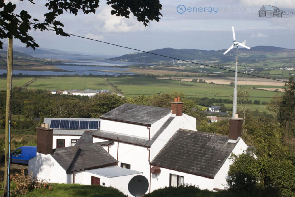 Home Wind Turbine Ireland