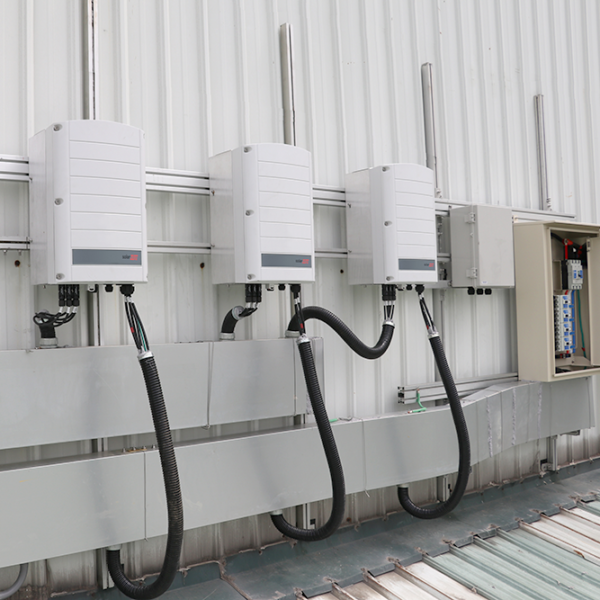 SolarEdge SE17K Grid Tie Inverter 17 kW 3-Phase