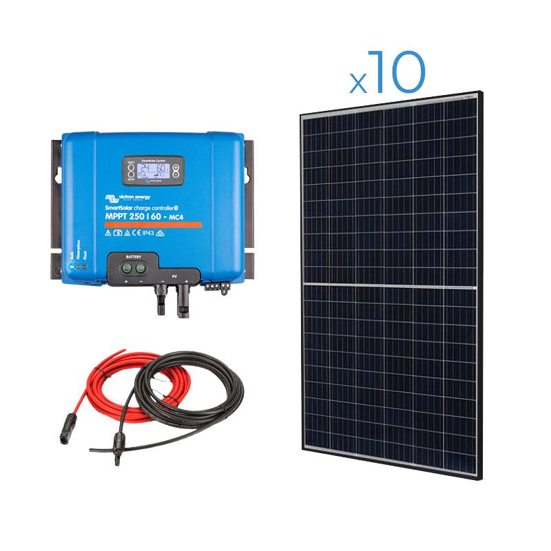 Sunvester.10.380 Solar Energy Generation Kit 3,8 kWp