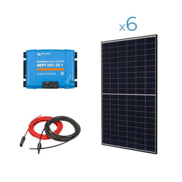 Sunvester.6.340 Solar Energy Generation Kit 2 kWp